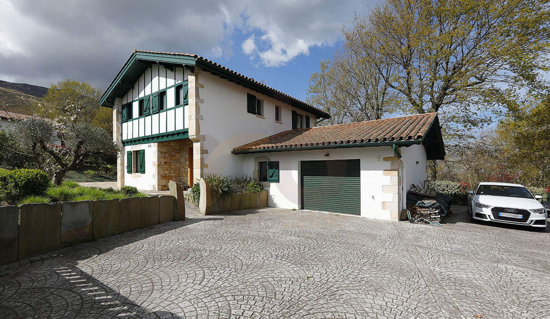 Maison à vendre à Ascain, Pays Basque Français,FC1105