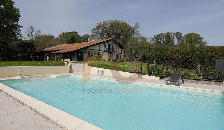 Maison à vendre à Sare, Pays Basque Français FC1106