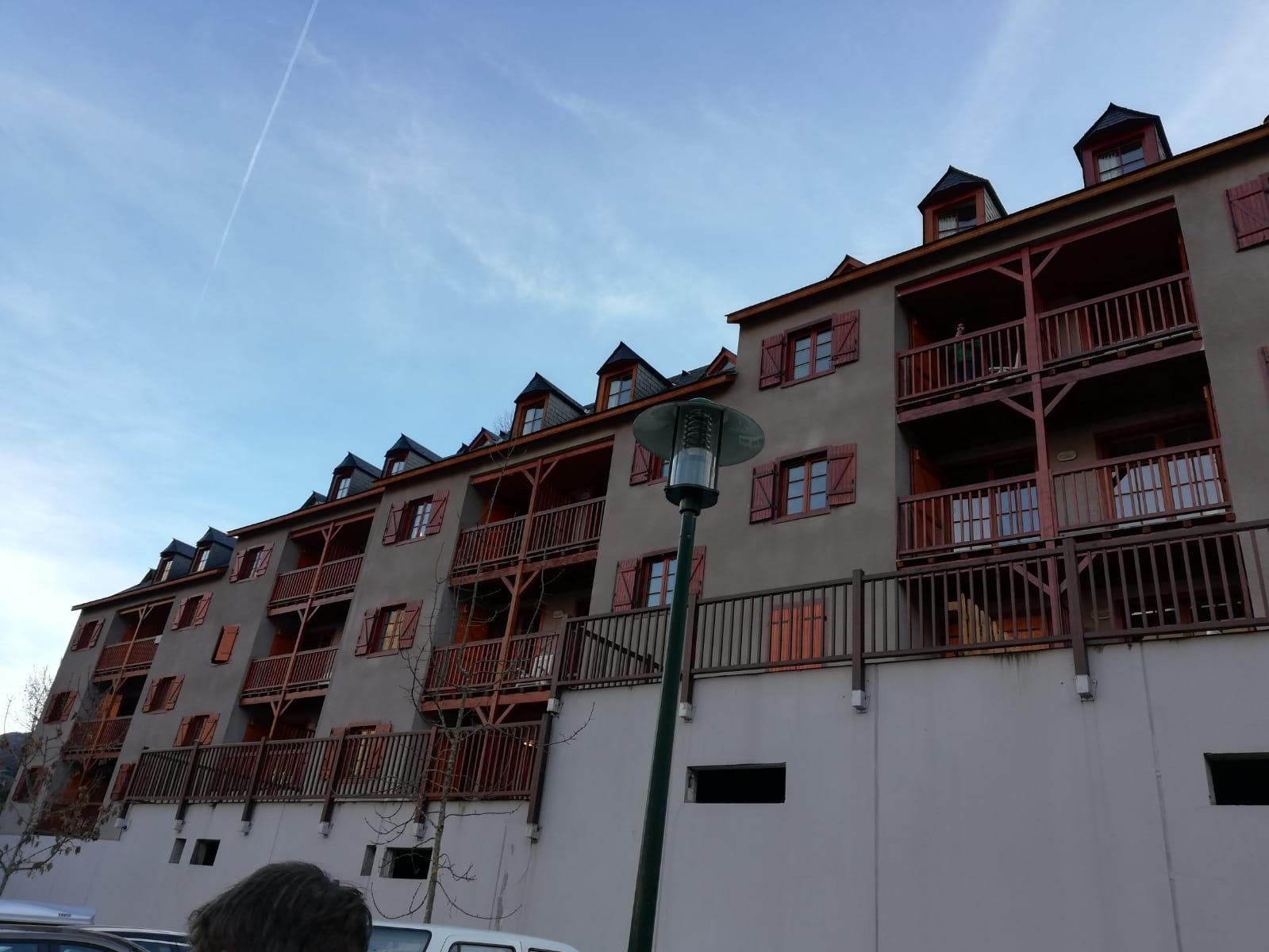 Appartement à vendre à Cauterets, P1518